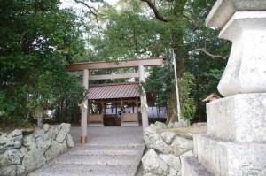 御薗神社(伊勢市御薗町)