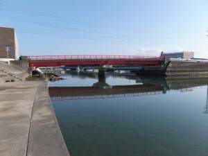 湊橋と大湊川