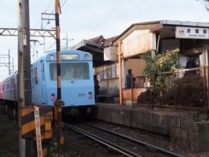 近鉄内部線 赤堀駅