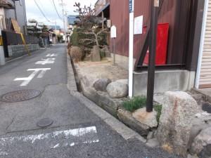 水沢道標(2403)