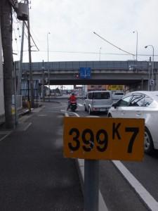 伊勢街道(4948)付近