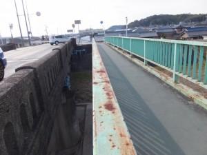 河原田橋(内部川)