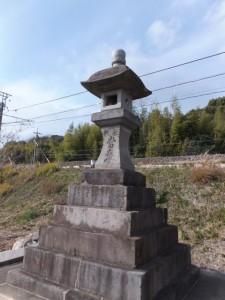 常夜燈、伊勢街道(8351)