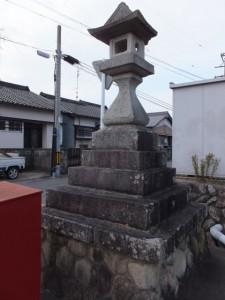 常夜燈、伊勢街道(10235)