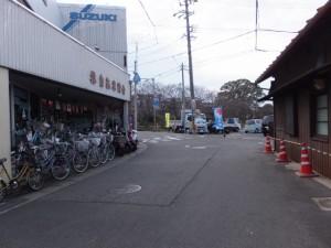 林自転車商会(常盤橋付近)