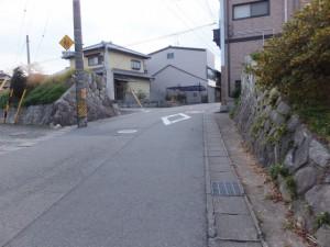 神戸の見附跡の石垣(10712)