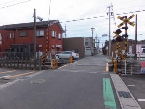 近鉄鈴鹿線 踏切道 鈴鹿市 第2号、伊勢-1(11145)