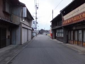 大橋(六郷川)(11260)付近