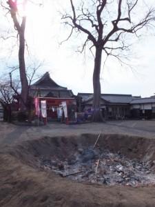 稲荷大明神(神館飯野高市神社)