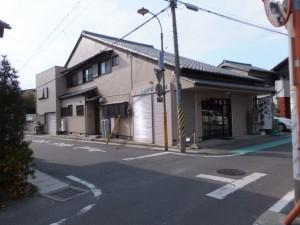 田中茶舗、伊勢-2(587)から右 神戸城址方向へ