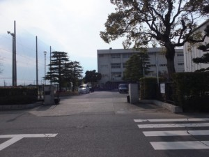 三重県立神戸高等学校