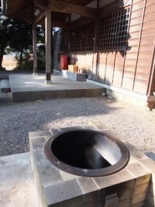 宇気比神社、伊勢-2(1330)付近