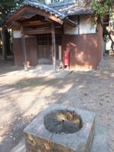 八幡社、伊勢-2(1330)付近
