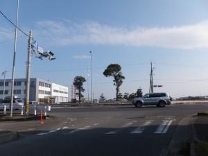 肥田町交差点、伊勢-2(2257)