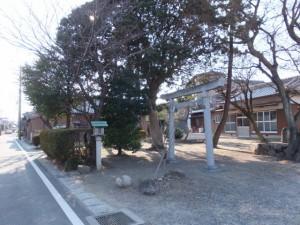 山神・鳥居・常夜燈、伊勢-2(2606)