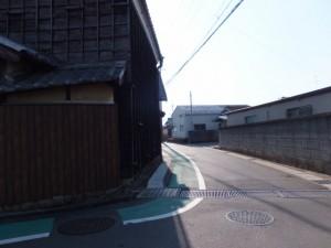 伊勢-2(3013)付近