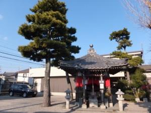 北の端の地蔵堂・六體地蔵菩薩、伊勢-2(6025)