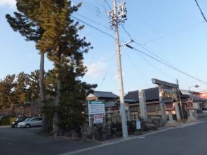 勝速日神社、伊勢-2(7130)〜近鉄白子駅