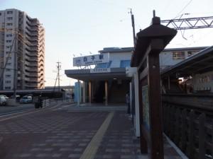近鉄名古屋線 白子駅