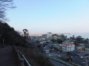 二見浦の風景(伊勢市二見町)