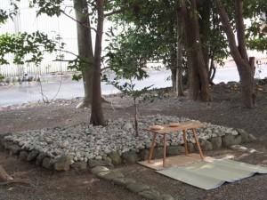 楠部町萬歳楽 祓所(櫲樟尾神社)