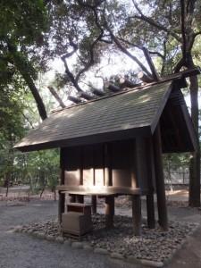 西八百萬神社(熱田神宮)