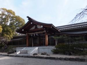(11)斎館・勅使館(熱田神宮)