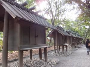 (17)六末社(熱田神宮)