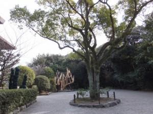 (28)文化殿(宝物館)付近(熱田神宮)