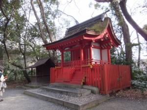 (36)南新宮社(熱田神宮)
