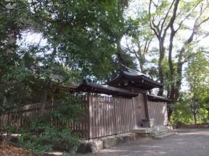 (43)日割御子神社(熱田神宮)