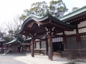 (37)上知我麻神社(熱田神宮)