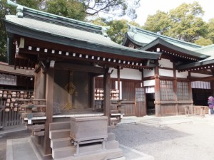 (39)事代主社(熱田神宮)