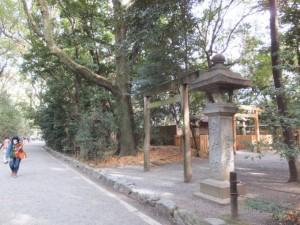 正参道から(35)楠之御前社へ(熱田神宮)