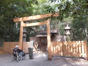 (35)楠之御前社(熱田神宮)