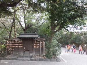 (23)菅原社と西参道(熱田神宮)