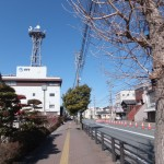 NTT西日本 伊勢志摩ビル付近