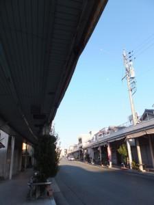 浦之橋商店街