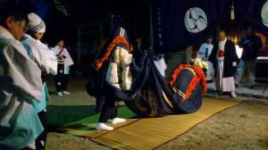 須原大社の御頭神事