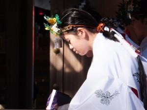 五身懸祭 – 舞楽奉納(川添神社)