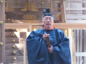 五身懸祭 – 宮司挨拶(川添神社)