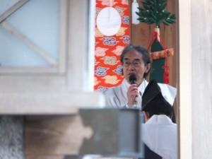 五身懸祭 – 総代長挨拶(川添神社)