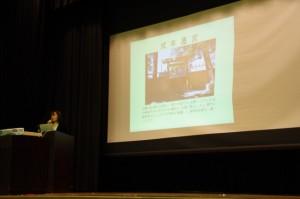 鹿児島大学 教育学部 准教授 今由佳里さん(再興された鳥名子舞の初披露にて)