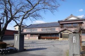 蚊野公民館(田乃家神社〜蚊野神社)