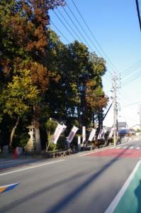 田丸神社前