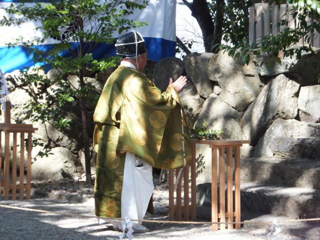 栄通神社例祭(伊勢市通町)