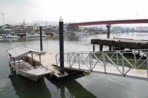 木造船「みずき」(神社 海の駅) 2013年03月10日時点