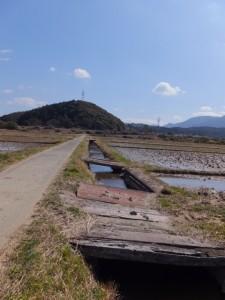 (加努弥神社〜五十鈴川左岸堤防)