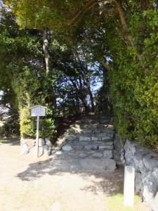 朝熊神社、朝熊御前神社