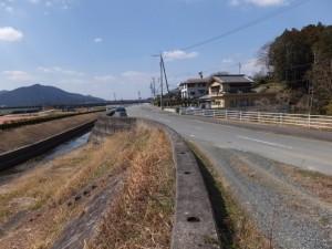 堀割橋〜五十鈴橋(五十鈴川の左岸)